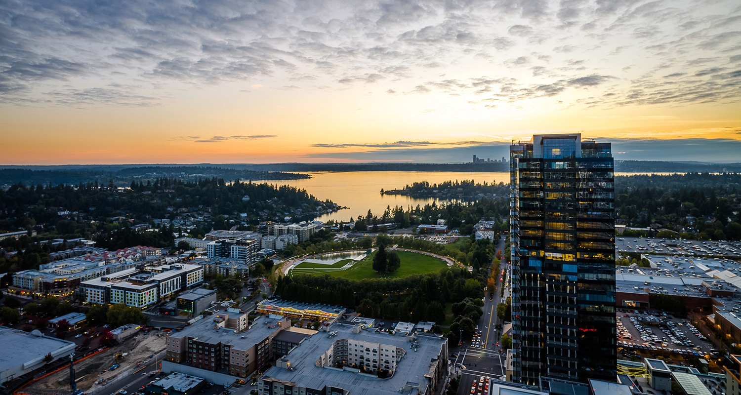 Affordable Cheap Downtown Bellevue Hotel
