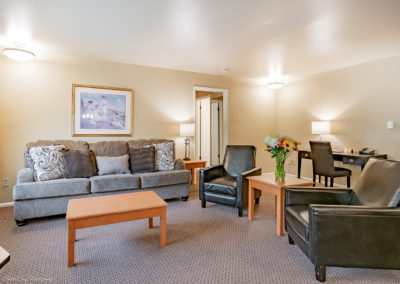 Affordable downtown Bellevue hotel
