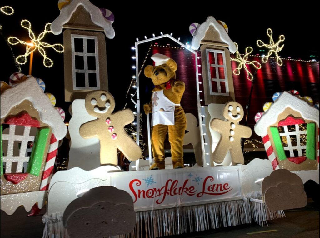 Bellevue Snowflake Parade