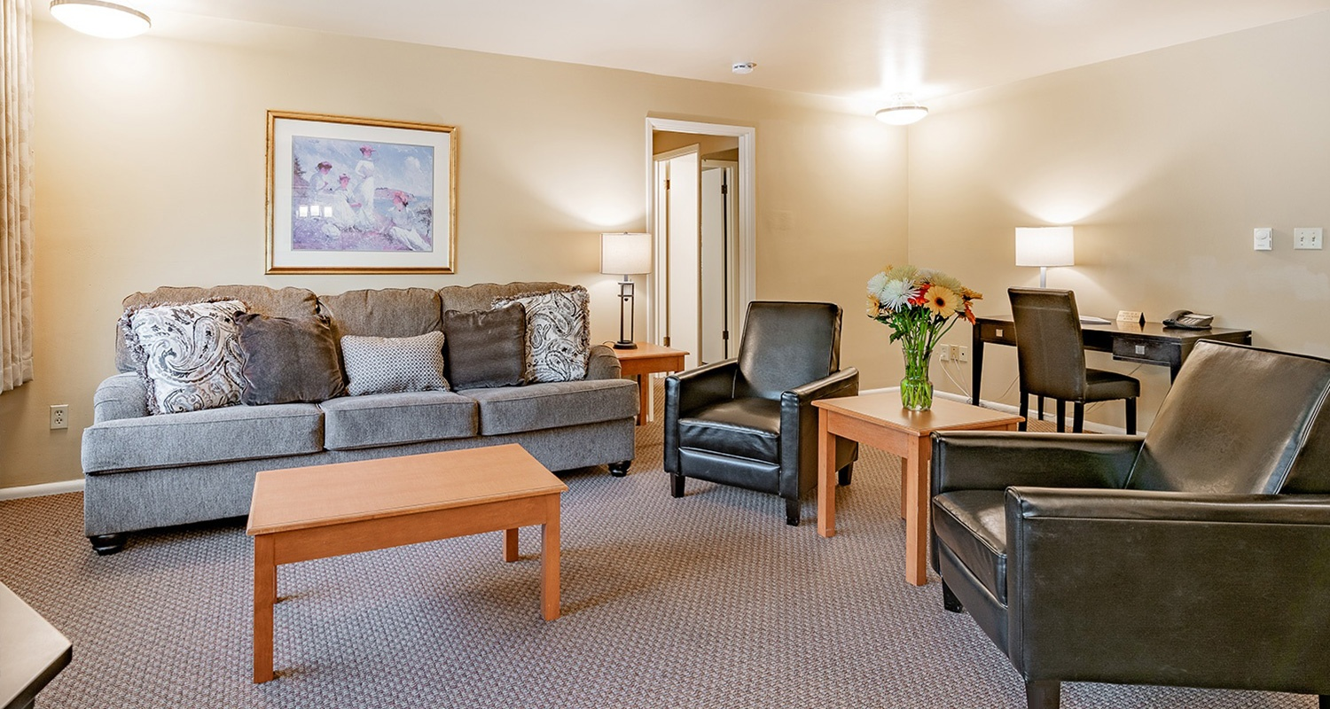 Bellevue Suite Hotel - friendly, personalized service