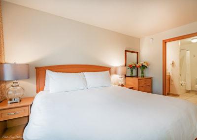 La Residence Suit Hotel Bedroom